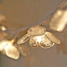 Glass fairy lights
