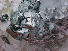 Stannite.Colour:Grey, black with an olive-green tint, tarnishes pale blue.Type Locality:West Wheal Kitty (Wheal Rock), West Wheal Kitty group, St Agnes, St Agnes District, Cornwall, England, UK.
