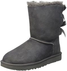 online shopping for UGG Women's Bailey Bow Ii Winter Boot from top store. See new offer for UGG Women's Bailey Bow Ii Winter Boot Stylish Winter Boots, Ugg Winter Boots, Winter Fashion Boots, Ugg Boots, Shoe Boots, Calf Boots, Fashion Shoes, Uggs, Stylish Shoes For Women
