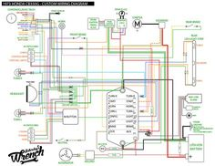 honda cb350f wiring diagram jpg 1278 909 cb350f inspiration rh pinterest com Honda Shadow Electrical Diagram 1972 honda cb350f wiring diagram