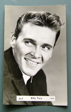 Billy Fury, Liverpool, Rock And Roll, Einstein, Singer, Rock Roll, Singers, Rock N Roll