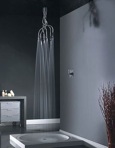 15 unusual and amazing shower designs