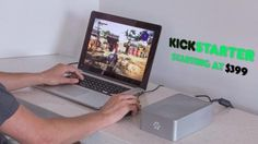 Gaming on a MacBook Pro? This GPU box wants to make it happen