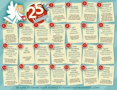 25 days of messages for christmas Teaching Christmas Joy to Children