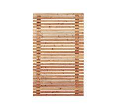 610001226 : Panneau Céleste droit Modern Gardens, Texture, Wood, Crafts, Window Boxes, Fences, Decorative Screen Panels, Law, Patio