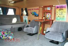1000 Ideas About Custom Van Interior On Pinterest Dodge Van Ram Van And Custom Vans