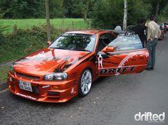 Hello Kitty Car Rims | Drifted   International Drifting Coverage