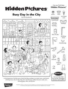 2015년 9월 숨은그림찾기 2편, 어린이 숨은그림찾기, Hidden Pictures : 네이버 블로그 Craft Activities For Kids, Kindergarten Activities, Games For Kids, Hidden Pictures Printables, Highlights Hidden Pictures, Hidden Picture Puzzles, Iphone Wallpaper Vsco, Paper Games, Hidden Objects