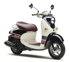 Yamaha Vino / scooter, JDM