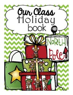 Class Holiday Book- Freebie!