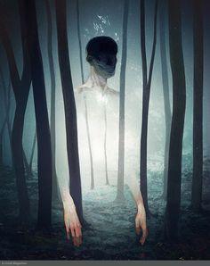 Digital Illustrations by Sergey Kritskiy