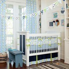 schönes babybett in weiß kreative babyzimmer gestaltung