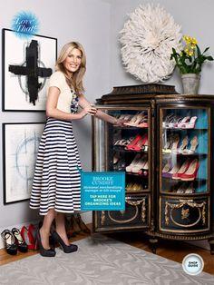 靴収納術で玄関の靴をオシャレに収納するアイデアの6番目の画像