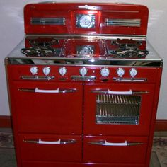 I would love this oven