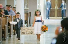 Cute Wedding Ceremony Idea -- #Adorable   Photo by Catherine Guidry Photography