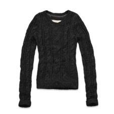 Abercrombie sweaters...so cozy...