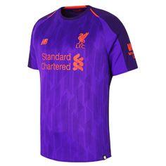 1802f6d042f Men s Short Sleeve   Sleeveless Shirts - New Balance. Liverpool  KitLiverpool Football KitLiverpool Fc ...