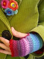 wrist warmers These would be great for taking pictures with during the colder seasons!