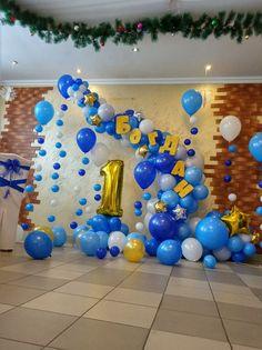 День рождение Balloon Decorations Party, Baby Shower Decorations, Wedding Decorations, Animal Balloons, Balloon Animals, Boy Birthday, Birthday Parties, Helium Balloons, Event Decor