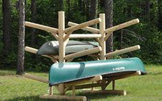 Kayak Storage Solution #kayak #6place