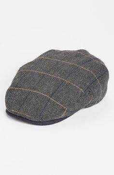 Ted Baker London Plaid Driving Cap available at  Nordstrom Irish Hat f36587a3e49f