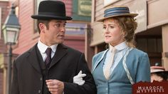 (6) Twitter Murdock Mysteries, Steampunk Costume, Movies And Tv Shows, Movie Tv, Mystery, Cute Outfits, Actors, Ds, Costumes