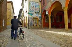 Risultati immagini per murales a dozza