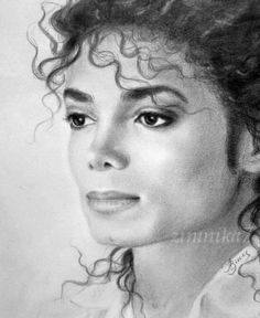 such a great sketch of michael jackson