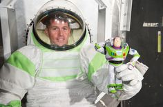 Buzz Lightyear inspired this design! 3D printing being used to design Mars spacesuit. jsc2012e218780.jpg
