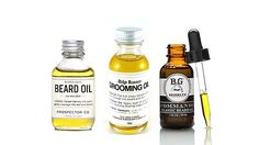 The Best Beard Oils - For the hubby, not me ;)