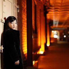 Instagram【mimimomo333】さんの写真をピンしています。 《横浜赤レンガ倉庫夜景image撮影🌃 オフショット⭐️ photographer:@jun_mas  大きな厚い鉄の扉の前からの別ショット📸 赤レンガ倉庫を照らす赤ライトは とても雰囲気があって綺麗でした✨ ❤︎ #キッズ時計 #Nightparty #夜景 #ロケ撮影 #イメージ撮影 #yokohama  #赤レンガ倉庫  #横浜 #Betty #BLOCBetty #ベティ #girlsfashion #キッズファッション #kidsfasihon》