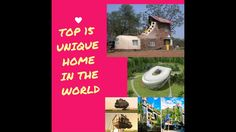 top 15 unique home in the world