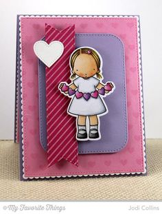 You Have My Heart! by Kharmagirl - Cards and Paper Crafts at Splitcoaststampers