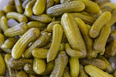 Pickle bouquets are a big dill for Valentine's Day Fried Shrimp, Fried Chicken, Pizza Rolls, Soft Pretzels, Potato Skins, Sausage Breakfast, Turkish Recipes, Ketchup, Finger Food