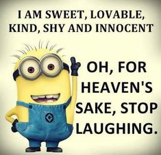 40 Funny Minions Quotes and sayings Funny Minion Pictures, Funny Minion Memes, Minions Quotes, Funny Jokes, Funny Guys, Minion Humor, Funny Images, Funny Insults, Funny Cartoons