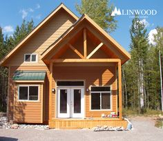 22 Small Cottages And Tiny Homes Ideas Small Cottages Linwood Homes Custom Homes