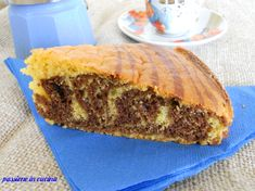 http://blog.giallozafferano.it/cuinalory/torta-zebrata/ #passioneincucina #gialloblogs #torta #cake #sweet
