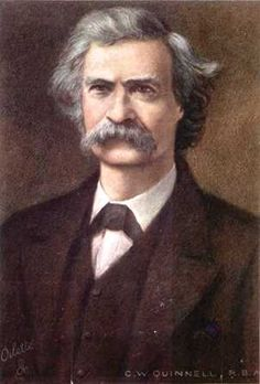 Samuel Langhorne Clemens (1835–1910), better known by his pen name Mark Twain