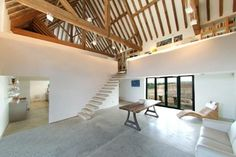 Architect Visit: Modern Barn Roundup in the UK: Remodelista