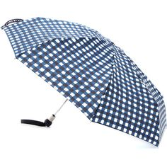 Marc by Marc Jacobs Molly Check Umbrella - A bold gingham covers this Marc by Marc Jacobs umbrella and adds a playful charm to stormy days.