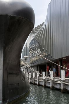 Gallery of The Waterfront Pavilion – Australian National Maritime Museum / FJMT Studio - 13