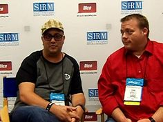 Dwane Lay interview with William Tincup from #DriveThruHR discussing new changes in the world of #HR and #networking!    #SHRM2012