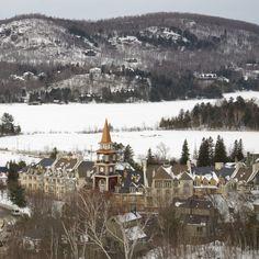 Mont-Tremblant,Quebec
