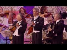 André Rieu - Zorba's Dance (Sirtaki) - YouTube  | Rieu records both DVD and CD repertoire at his own studios in Maastricht in a wide range of classical, popular, and folk music, as well as thematic music from well-known soundtracks and musical theatre. His lively orchestral presentations, in tandem with effective marketing, have attracted worldwide audiences to this emergent sub genre of classical music.