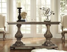 Accentrics Home Athena Sculptural Console with Bun Feet by Pulaski Furniture at Design Interiors High Point Furniture, Pulaski Furniture, Buy Furniture Online, Sofa Tables, Console Tables, French Country Cottage, Home Collections, Home Accents, Living Room Furniture