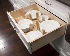 Traditional Kitchen Kitchen Drawer Organizers Design, Pictures, Remodel, Decor and Ideas - page 4