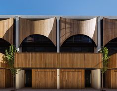 30 Esplanade: Contemporary Townhouses in Australia | Home Design Lover