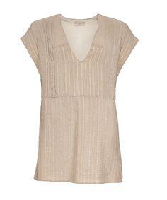 Sand Harmonia Silk Dress , ZEUS+DIONE
