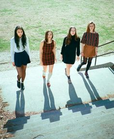 After School ~ Part I ~1960's Mini Skirts, the originals and still the best.