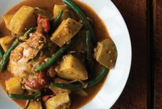 South East Asian Chicken and Potato Curry | Nadia Lim